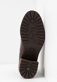 Timberland - SIENNA HIGH CHELSEA - Stiefelette - dark brown - 6