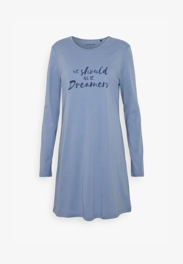 SLEEPSHIRT  - Chemise de nuit / Nuisette - jeansblau