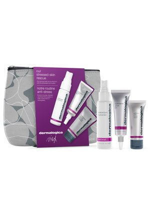 OUR STRESSED SKIN RESCUE - Skincare set - -