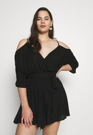 PLAYSUIT SPRING FUN - Jumpsuit - black