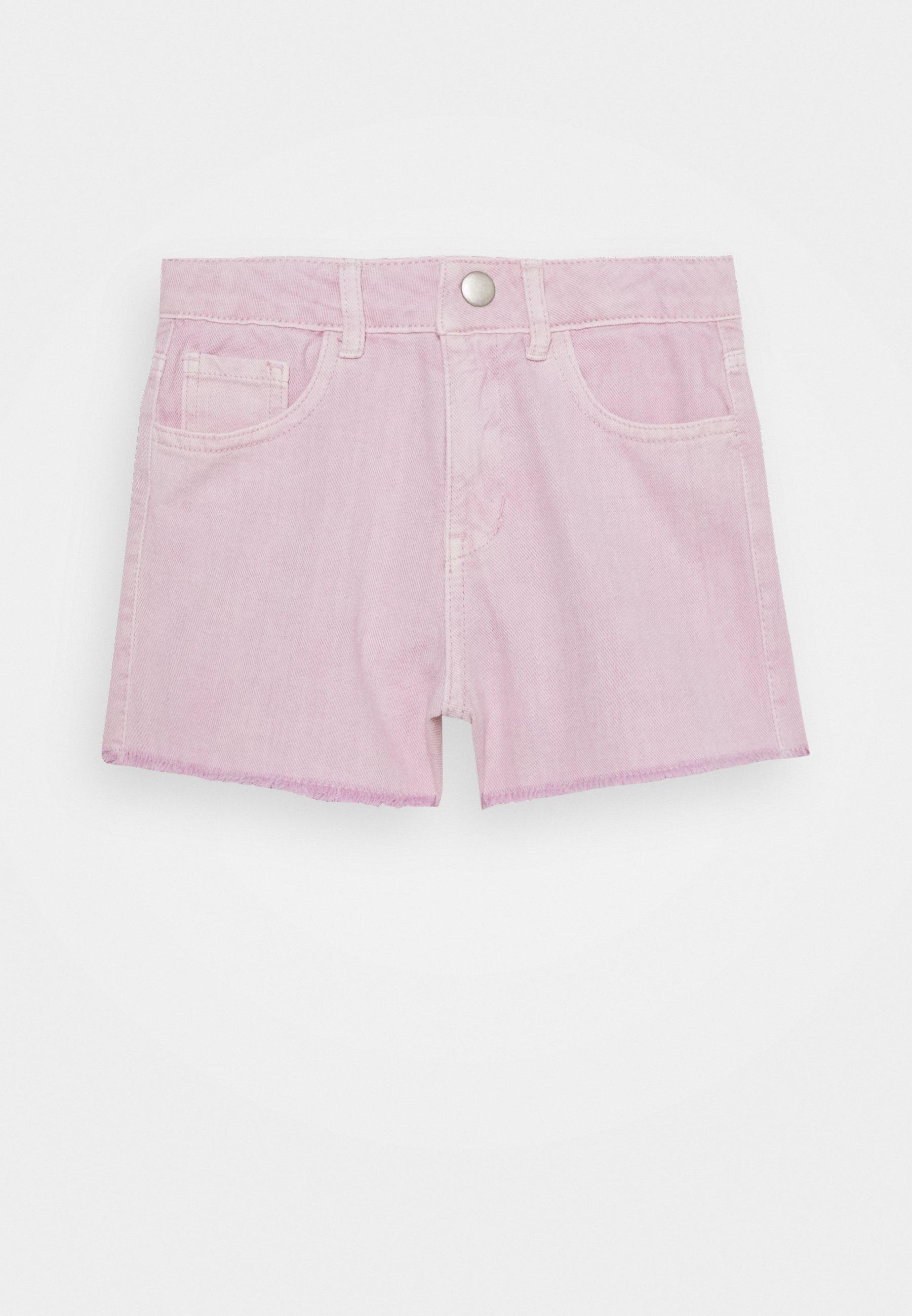 Kinder NKFRANDI MOM TWIIZZA CAMP - Jeans Shorts
