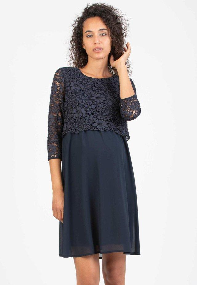 ELEONORA - Korte jurk -  dark blue