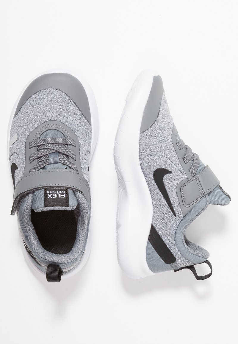 Nike Performance - FLEX EXPERIENCE RN 8 - Scarpe running neutre - cool grey/black/reflect silver/white