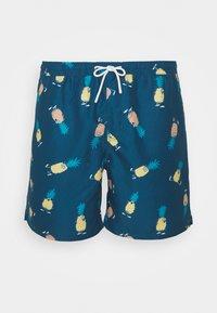 Lousy Livin Underwear - AANANAS - Plavky - blue dive - 4