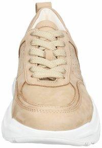 Sansibar Shoes - Sneakers laag - beige kombiniert - 5