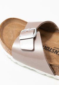 Birkenstock - MADRID  - Slippers - pearly hazel - 2
