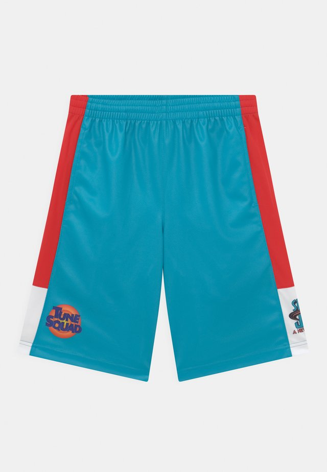 SPACE JAM TOON SQUAD SHOOTER UNISEX - Sports shorts - teal