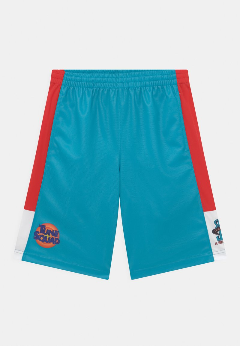 Outerstuff - SPACE JAM TOON SQUAD SHOOTER UNISEX - Sports shorts - teal