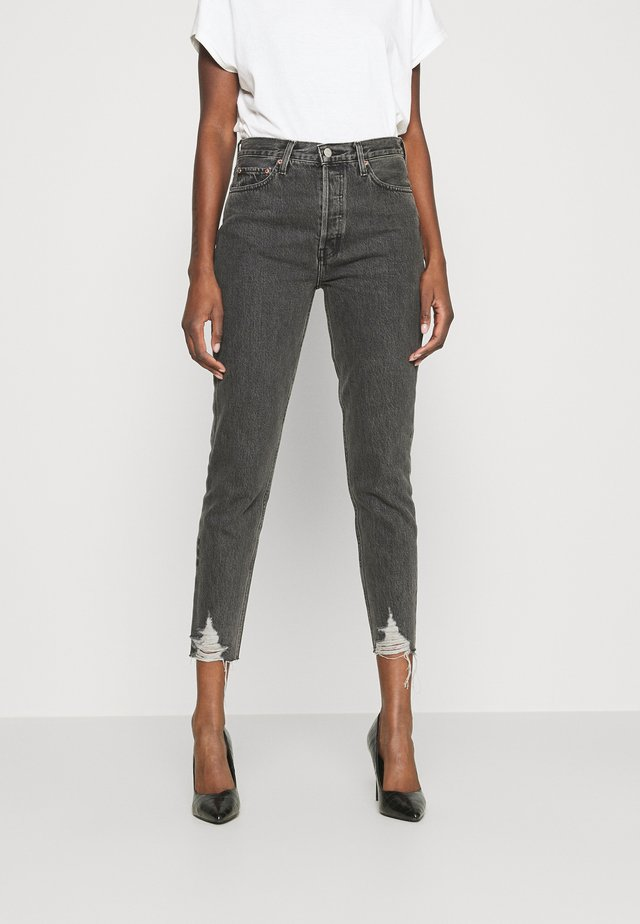 ALEX - Jeans slim fit - smokey mountain
