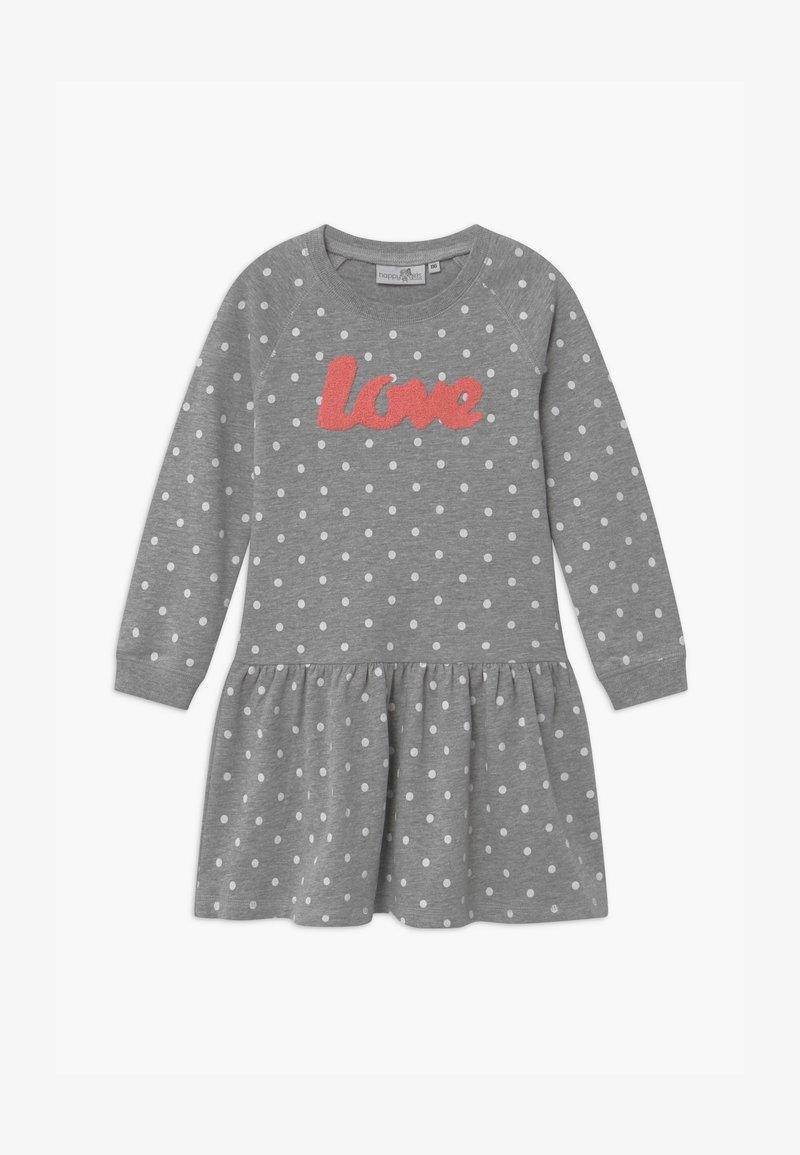 happy girls - Denní šaty - grau