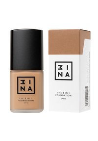 3ina - 3 IN 1 FOUNDATION - Foundation - 215brown - 1