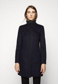 HUGO - MALURA - Classic coat - dark blue - 2
