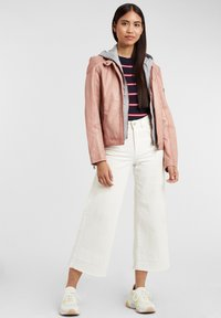 Gipsy - ABBY - Leather jacket - rose - 1