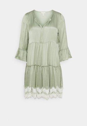 DRESS - Denní šaty - light green