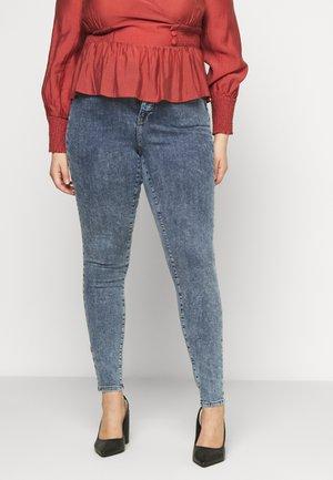 JRZERO ABRIZ - Jeans Skinny Fit - light blue denim