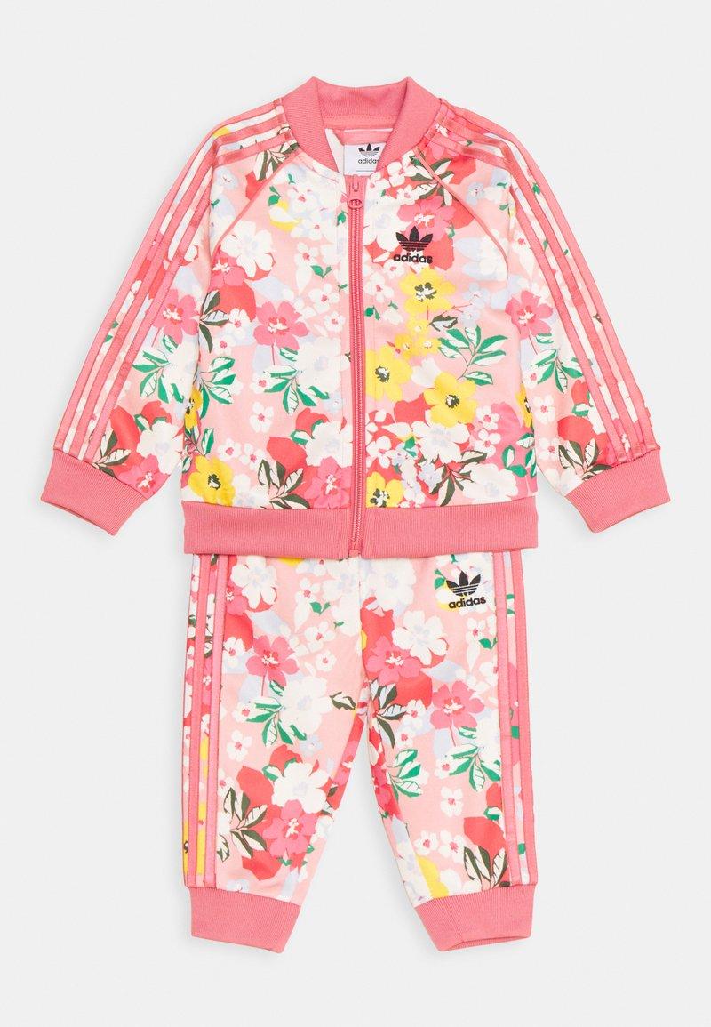 adidas Originals - SET - Tracksuit - pink/multicolor/rose