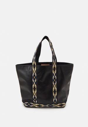 CABAS - Tote bag - noir