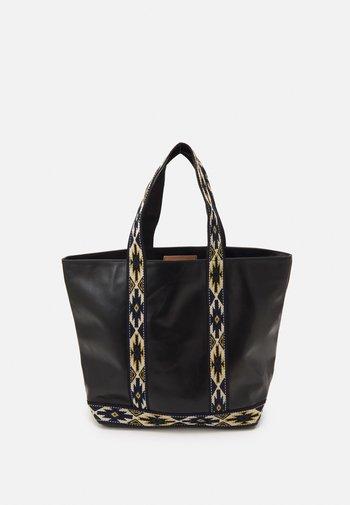 CABAS - Shopping bag - noir