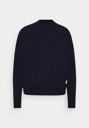 Strickpullover - scandinavian blue