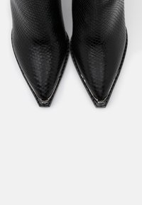 The Kooples - BOTTINES - High heeled ankle boots - black - 6