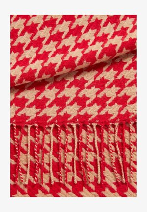 LUWIA - Scarf - red