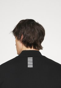 EA7 Emporio Armani - Zip-up sweatshirt - black - 3