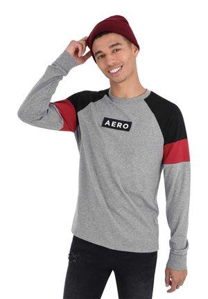 ACTIVE TEE - Long sleeved top - grey
