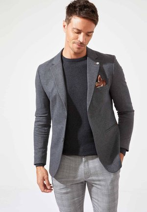 Blazer jacket - anthracite