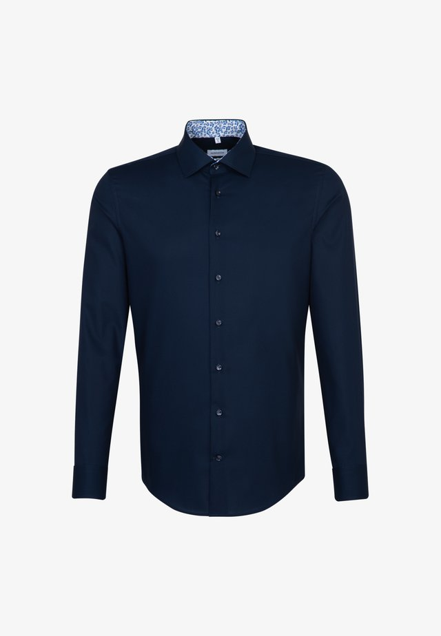 SLIM FIT - Formal shirt - blau