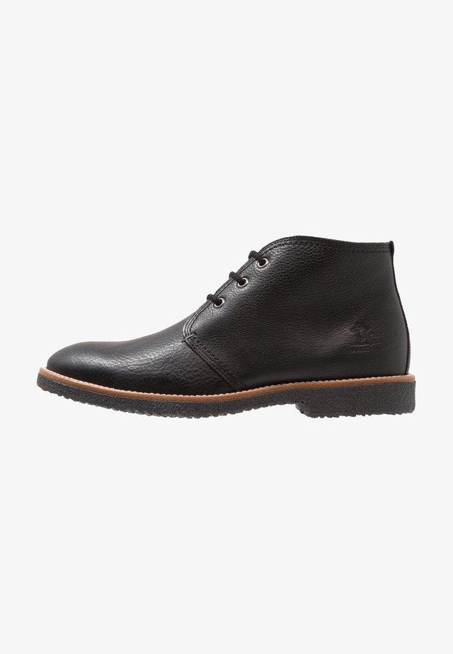 GAEL  - Zapatos con cordones - black