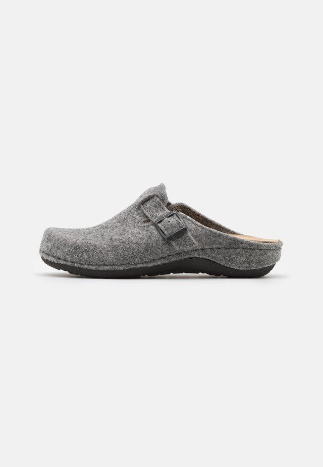 Pantoffels - light grey