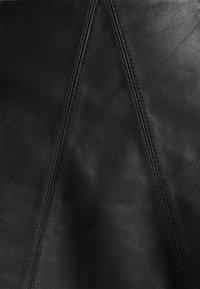 Vero Moda - VMPARIS SHORT SKIRT  - Mini skirt - black - 5