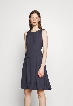 KILAIKAS CREPE - Cocktail dress / Party dress - dark blue