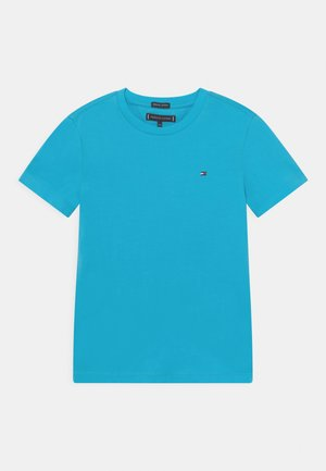 ESSENTIAL - T-shirt - bas - seashore blue