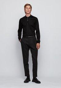 BOSS - PAVER  - Poloshirt - black - 1
