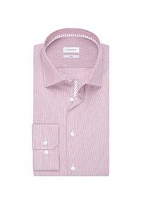 Seidensticker - SLIM - Formal shirt - rot - 2