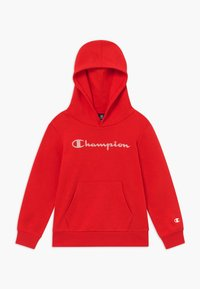 Champion - LEGACY AMERICAN CLASSICS HOODED UNISEX - Sweat à capuche - red - 0