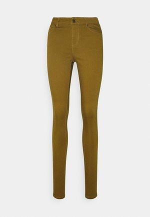 VMHOT SEVEN MR SLIM PUSH UP PANT - Pantalon classique - fir green