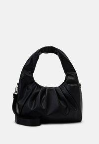 Weekday - POUCH BAG - Bolso de mano - black - 0