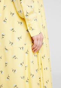 IVY & OAK Maternity - MATERNITY DRESS - Skjortekjole - sunshine - 7