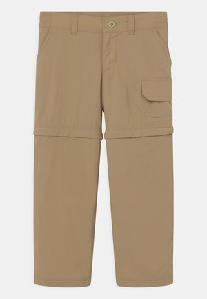 SILVER RIDGE CONVERTIBLE 2 IN-1 UNISEX - Outdoor trousers - british tan