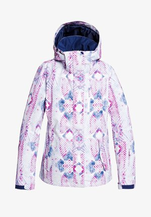 JETTY - Snowboard jacket - blue