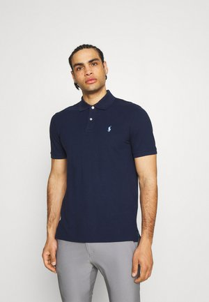 SHORT SLEEVE - Polo - french navy