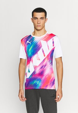 RKDO - Print T-shirt - white