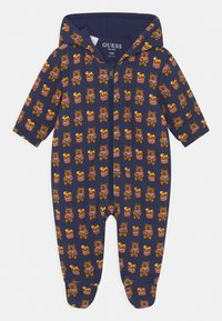Guess - HOODED PADDED UNISEX - Jumpsuit - multi-coloured - 0