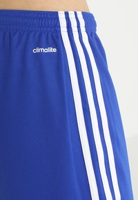 adidas Performance - SQUADRA CLIMALITE FOOTBALL 1/4 SHORTS - Sports shorts - boblue/white - 5