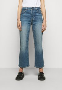 Boyish - MIKEY WIDE LEG - Flared Jeans - mirror - 0