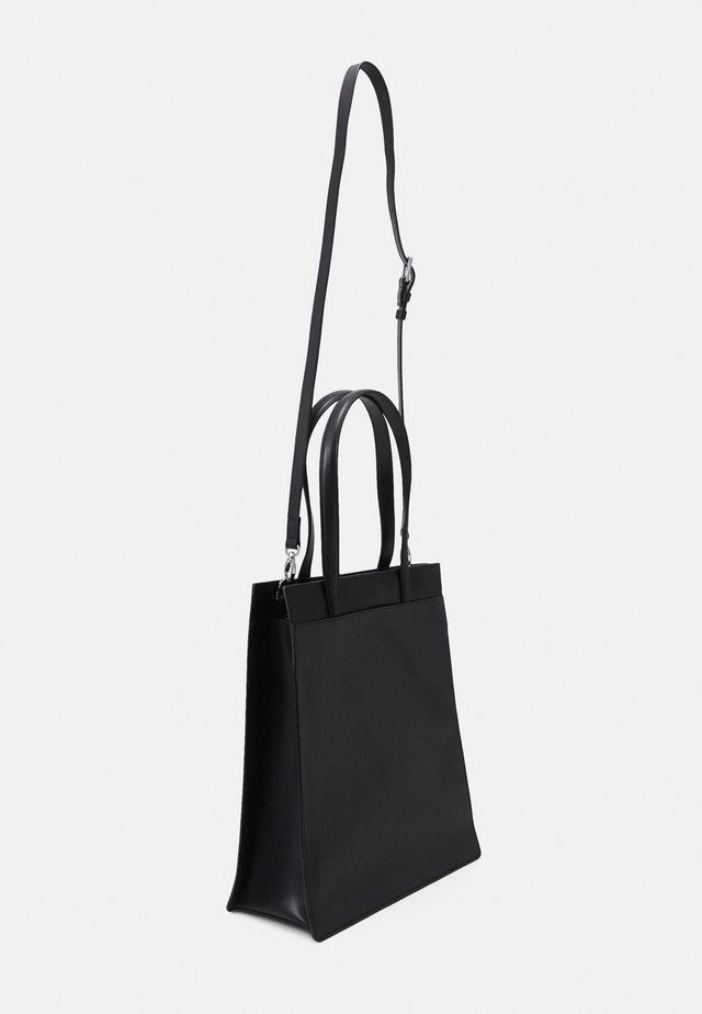 NEW CONDUCTOR TOTE - Shopping bag - black