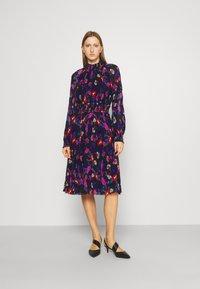 Diane von Furstenberg - ATHENA - Denní šaty - medium black - 0