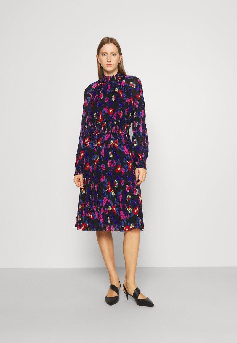 Diane von Furstenberg - ATHENA - Denní šaty - medium black